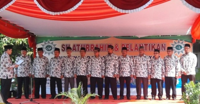 PDM Kota Bekasi 2015-2020