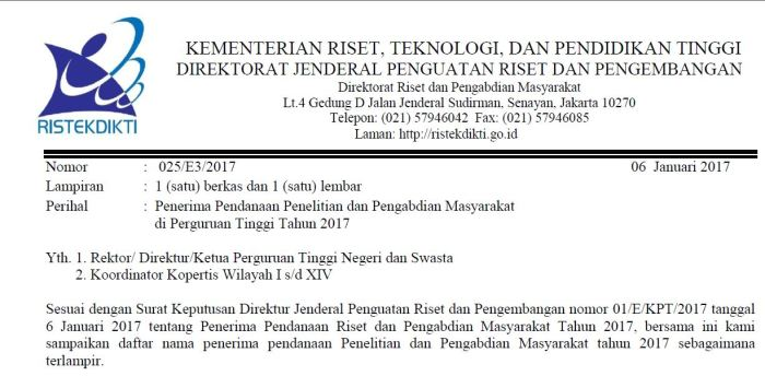 Penelitian Produk Terapan (PPT)